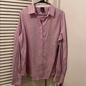 Collared Iris button down shirt 👚